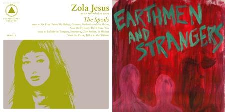 Zola Jesus & Earthmen and Strangers