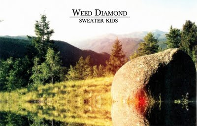 Weed Diamond - Sweater Kids
